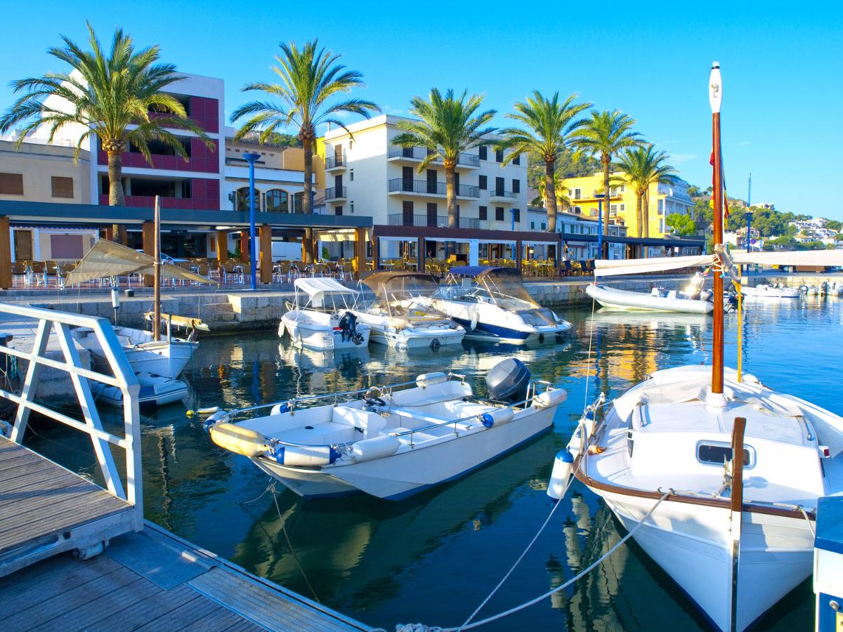 Hotel Port Andratx Mallorca